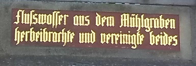 Inschrift deutsch5